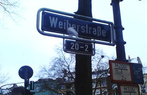 weiberstrasse