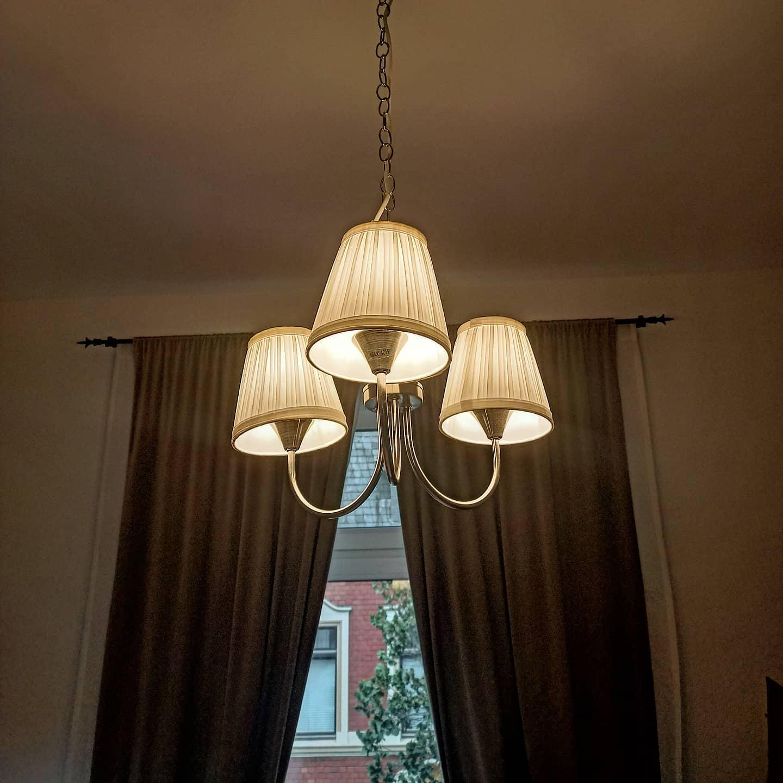 habemus lampam